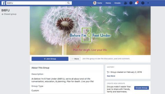 BI6FU Facebook Group screenshot